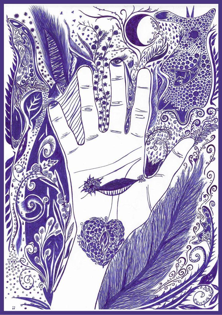 Magiczna ręka